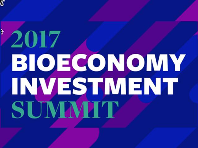 2017 Bioeconomy Investment Summit